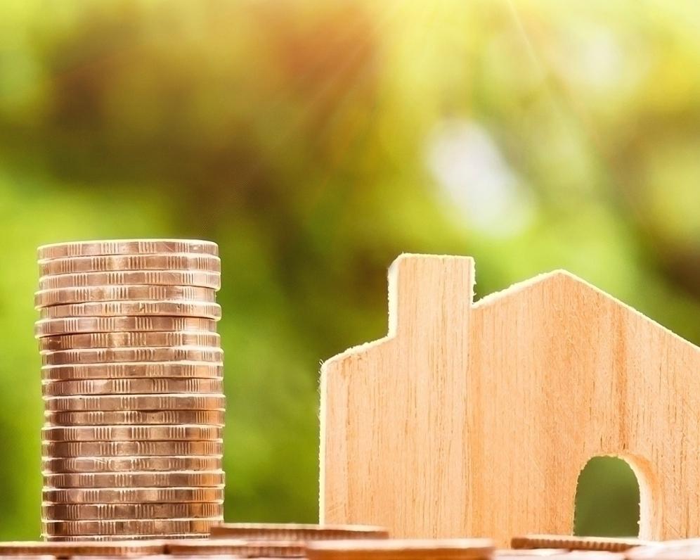 Hypotéky jdou nahoru – nemovitosti jdou dolů